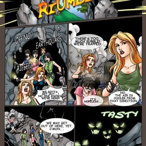Central Comics Terror Cave 01 gallery image-002