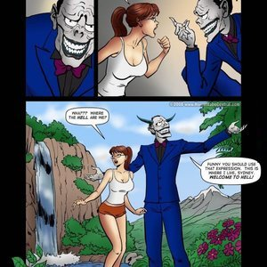 Central Comics The Devil Made Me Do It gallery image-011