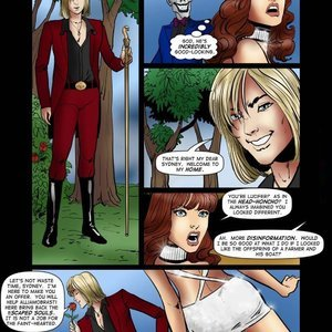 Central Comics The Devil Made Me Do It gallery image-018