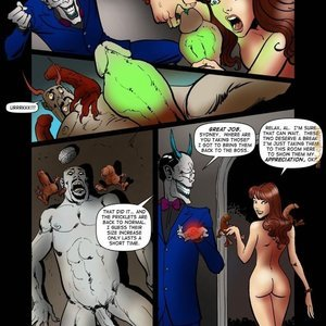 Central Comics The Devil Made Me Do It gallery image-047