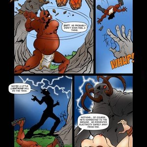 Central Comics The Devil Made Me Do It gallery image-061