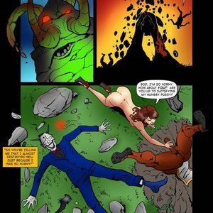 Central Comics The Devil Made Me Do It gallery image-064