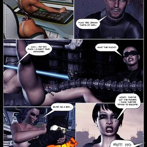 Central Comics Wrecking Crew gallery image-296