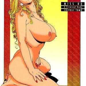 Miss DD – A Criminal Body Chiyoji Tomo Comics
