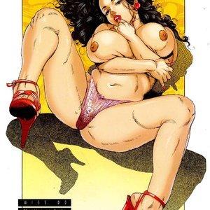 Miss DD – Cheating on Reiko Chiyoji Tomo Comics