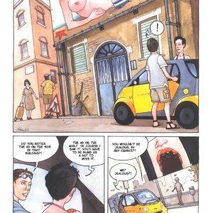 Giuseppe Manuta Short Comics (Classic Comics Collection) thumbnail
