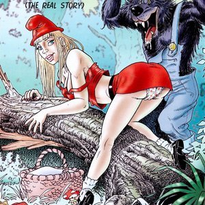 Little Red Riding Hood Classic Comics Collection
