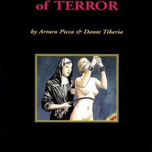 Nuns of Terror Classic Comics Collection