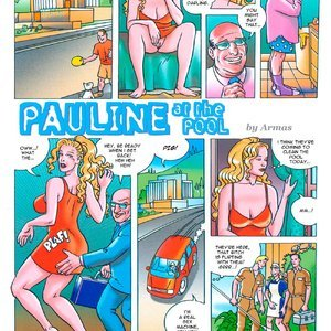 Pauline at the Pool Classic Comics Collection