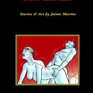 Sex Games Classic Comics Collection