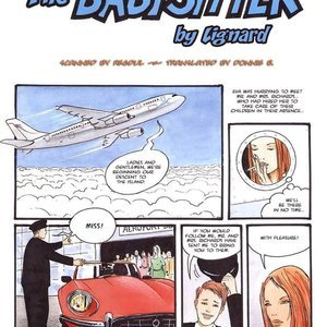 The Babysitter Classic Comics Collection