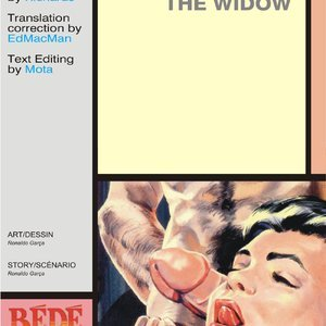 The Widow (Classic Comics Collection) thumbnail