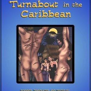 Turnabout in the Caribbean (Classic Comics Collection) thumbnail