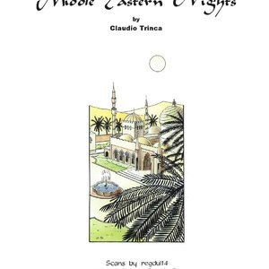 Middle Eastern Nights (Claudio Trinca Comics) thumbnail