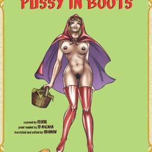 Pussy In Boots Claudio Trinca Comics