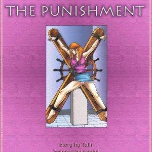 The Punishment Claudio Trinca Comics