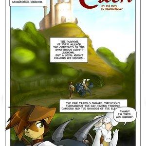 The Escort Cartoon Porn Comics