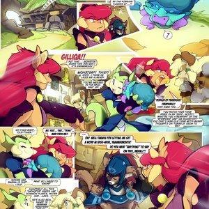 The Stuff of Myth ClubStripes Comics