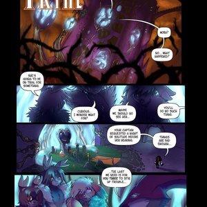 The Trial ClubStripes Comics