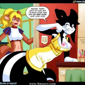 ClubStripes Comics Gallery - Issue 5 gallery image-042