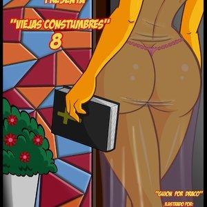 Los Simpsons – Issue 8 – English Croc Comics