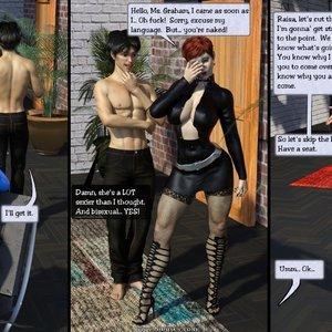 CrystalImage Comics Classic Silke 4 - New Horizons gallery image-010