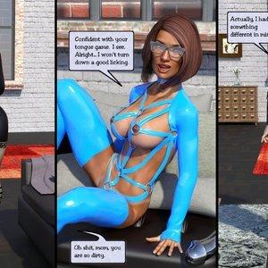 CrystalImage Comics Classic Silke 4 - New Horizons gallery image-013