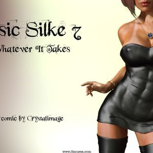 Classic Silke 7 – Whatever It Takes CrystalImage Comics