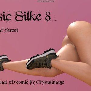 Classic Silke 8 – Broad Street (CrystalImage Comics) thumbnail