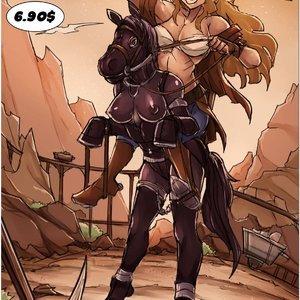 Boundy Hunter – Issue 3 – Prison Break (DBComix – Deviant Bondage Comics) thumbnail