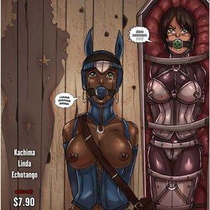 Boundy Hunter – Issue 6 – Dead End (DBComix – Deviant Bondage Comics) thumbnail