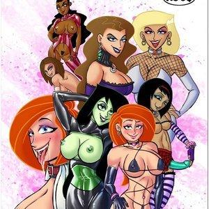 Impossibliy Obscene – Issue 2 (DBComix – Deviant Bondage Comics) thumbnail