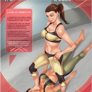Sexcom – Issue 4 DBComix – Deviant Bondage Comics