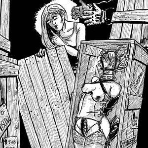 The Academy Secret Agent in Bondage DBComix – Deviant Bondage Comics