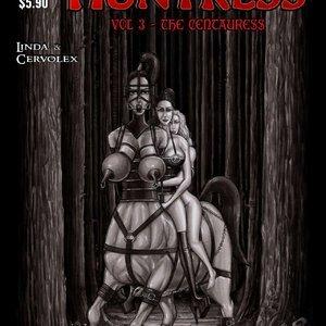 The Vampire Huntress – Issue 3 DBComix – Deviant Bondage Comics