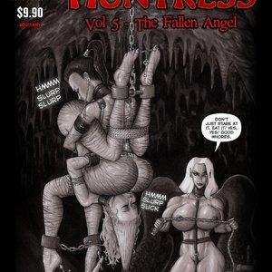 DBComix – Deviant Bondage Comics – The Vampire Huntress – Issue 5 thumbnail