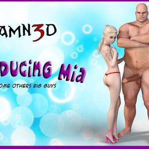 Introducing Mia (Damn3D Comics) thumbnail