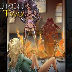 Church of Two – Issue 4 DarkBrain Comics