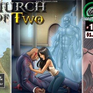 Church of Two – Issue 5 DarkBrain Comics