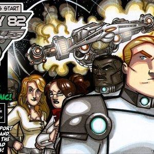 Envoy 82 – Issue 1 (DarkBrain Comics) thumbnail