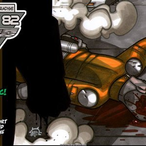Envoy 82 – Issue 2 DarkBrain Comics