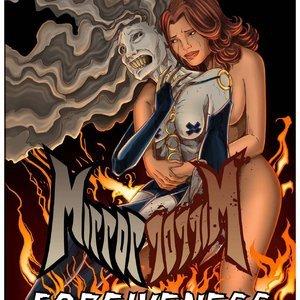 Forgiveness DarkBrain Comics