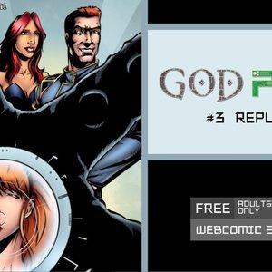 God Play – Issue 3 DarkBrain Comics