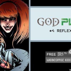 God Play – Issue 4 DarkBrain Comics