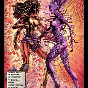 DarkBrain Comics Grace Comes Home - Stormfront - Issue 1-10 gallery image-003