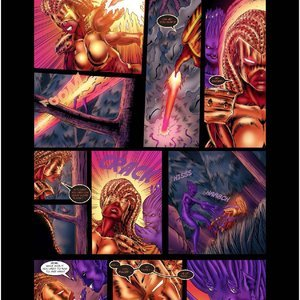 DarkBrain Comics Grace Comes Home - Stormfront - Issue 1-10 gallery image-012