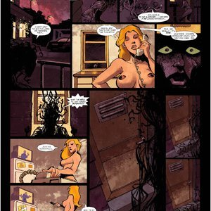 DarkBrain Comics Grace Comes Home - Stormfront - Issue 1-10 gallery image-021