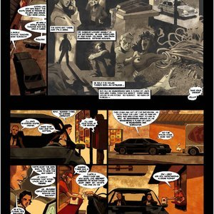 DarkBrain Comics Grace Comes Home - Stormfront - Issue 1-10 gallery image-034