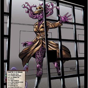 DarkBrain Comics Grace Comes Home - Stormfront - Issue 1-10 gallery image-046