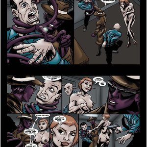 DarkBrain Comics Grace Comes Home - Stormfront - Issue 1-10 gallery image-050